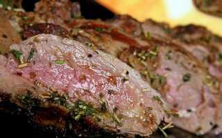 Гликемический индекс говядины
