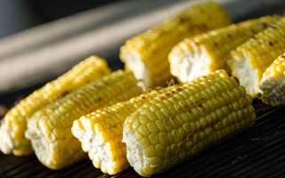 Гликемический индекс кукурузы