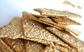 Гликемический индекс хлебцев