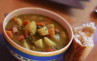БЖУ супов
