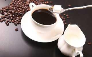 БЖУ кофе