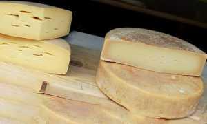Гликемический индекс сыра