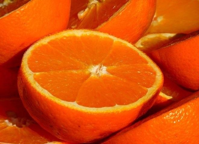 Апельсины, витамины